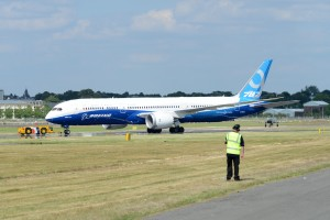 PR photographer at Farnborough